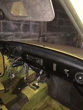 MK 2 Escort LHD Dash Pad - Mint Condition - Rally RS2000