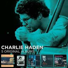 Charlie Haden - 5 Original Albums (NEW 5CD)
