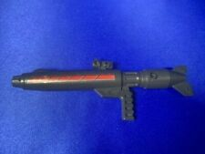 Jetfire Laser Rifle Gun WITH STICKER 1985 G1 Transformers Vintage Hasbro