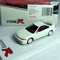 1/64 Hobby Japan Honda Integra Type-R DC2 1998 Championship White HJ641004BW