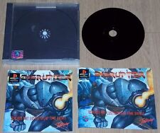 Disruptor Play Time Over PAL PS1 PSX Playstation 1 Spiel Game auch PS2 PS3 PSone