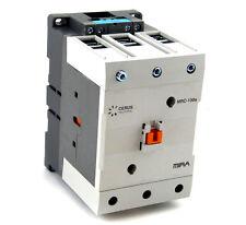 New Cerus Contactor Nema Size 3 130Amp 120VAC Coil *2 Year Warranty*