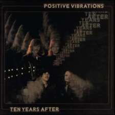 Ten Years After - Positive Vibrations (2017 Rema Neuf CD
