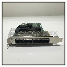NetApp HBA X2065A-R6 SAS 4-Port Copper 3/6 GB QSFP PCIe Adapter 111-00341