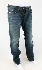DIESEL safado WASH 0818L Herren Jeans Hose Pants Slim Straight Wählbar