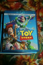 TOY STORY - BLUE-RAY 3D DISC ONLY!!