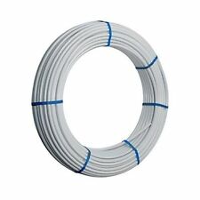 POLYFIT 10mm x 100m PIPE WHITE BARRIER COIL POLYPIPE PUSH POLYBUTYLENE FIT10010B