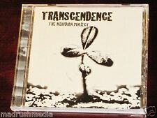Transcendence: The Meridian Project CD 2002 Lion Music Finland LMC2212 2