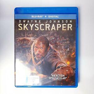 Skyscraper Movie Bluray Free Postage Blu-ray - Action