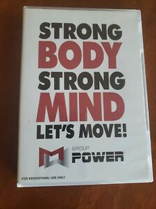 Mossa Group Power April 2016 cd/dvd/notes