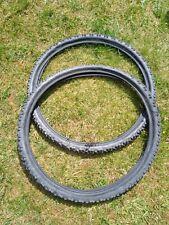 IRC Mythos XC Folding Mountain Bike Tyres 26 x 1.95 x 2  front and rear.