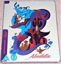 Aladdin Mondo #35 Steelbook / Region Free Blu ray / WORLDWIDE SHIPPING