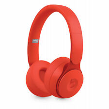 Beats Solo Pro Wireless Kopfhörer Bluetooth Noise Cancelling Rot MRJC2ZM/A