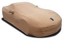 2006 - 2013 Corvette Z06 and Grand Sport  Premium Flannel TAN Car Cover