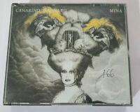 Mina - Canarino Mannaro CD Box 2 dischi