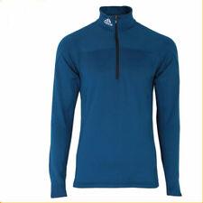 ADIDAS Mens Performance 1/2 Zip Fleece Long Sleeved Track Top