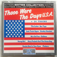 Those Were The Days U.S.A. - 60's Collection - CD