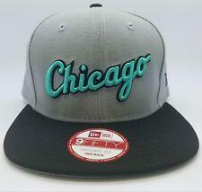 Chicago White Sox MLB New Era 9FIFTY 2Tones Snapback Hat – New