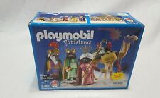 Playmobil Complete Set 3 Kings Wise Men Camel Christmas Nativity 3365 SEALED