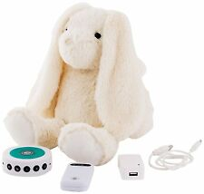 Prince L Slumber Bunny Baby Nursery Comforter Lullaby Womb Player Recording Box