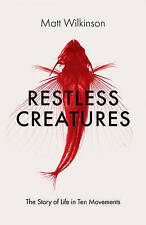 Restless Creatures-ExLibrary