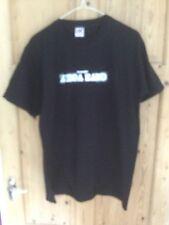 Kidda Band Graphic T-Shirt/Tee-Noir-Homme L - 100% coton-F-O-T Loom