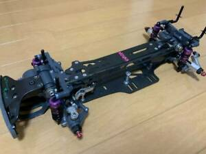 Tamiya TA03F Options Numerous Carbon Chassis 1/10 RC Toby Craft JAPAN