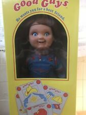 IN STOCK TRICK OR TREAT STUDIOS LIFE SIZE CHILDS PLAY CHUCKY GOOD GUY DOLL PROP