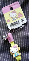 New SANRIO Hello Kitty Kawaii Cute key chains holder with a bell bicycle ver.2