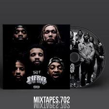 Two-9 - B4FRVR Mixtape (Full Artwork CD/Front/Back) 9 Rae Sremmurd Mike Will