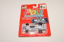 V 1:64 ROAD TOUGH F1 FORMULA 1 RACING CAR WHITE MINT BOXED ON CARD