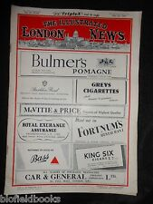 The Illustrated London News; May 29th, 1948, Original Format Vintage Magazine