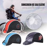 Wheel Up Bike Cycling Cap Sport Hat Outdoor Bicycle Visor Riding Road Headbands