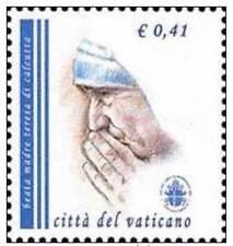 Vaticano 2003 Beatificazione Madre Teresa di Calcutta  MNH