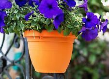 Mr.Garden® Lamp Post Hanging Planter Post Planter Garden Decor Plastic Flowerpot