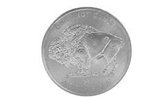 1oz Buffalo Silver Bullion Rounds (mint condition)