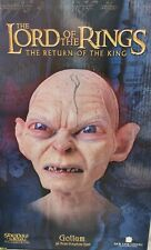 More details for lord of the rings gollum bust 3/4 scale polystone sideshow weta