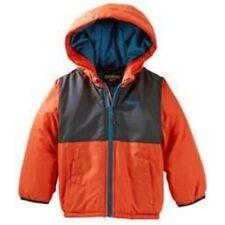 Orange//Navy 10//12 Kids OshKosh Big Boys Fleece Cozie