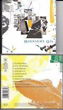"CD MIDNIGHT OIL ""10,9,8,7,6,5,4,3,2,1"" de 1982 10 titres"