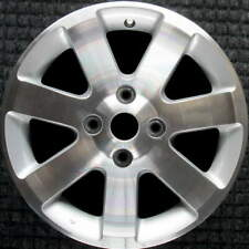 Nissan Sentra Machined w/ Silver Pockets 16 inch OEM Wheel 2007 to 2012