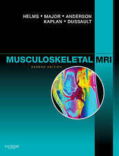 NEW Musculoskeletal MRI, 2e by Clyde A. Helms MD