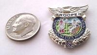 NORTH CAROLINA STATE TROOPER HIGHWAY PATROL Law Enforcement Hat Pin P02633 EE