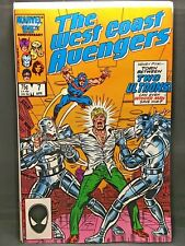 The West Coast Avengers #7  Marvel Comic Book 1985 Series  Nice Copy!