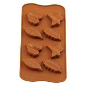 Formine Stampi In Silicone per Cioccolatini Dolci 8 Decori Pasticceria