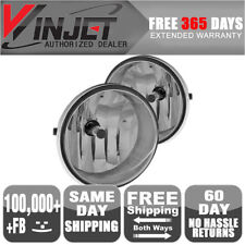 Fits 05-11 Toyota Tacoma OE Fog Lights Clear Lens Wiring Kit Included