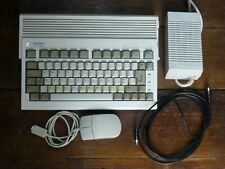 Amiga 600 HD with 20MB Hard Disk in working condition.