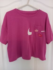 NIKE ICON CLASH WOMENS TRAINING TOP SIZE S
