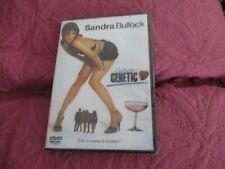 "DVD NEUF ""MISS GENETIC"" Sandra BULLOCK"