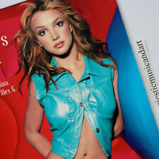 "ORIGINAL BRITNEY SPEARS OOPS I DID IT AGAIN 12"" VINYL YEAR 2000 Y2K OG EX RARE"