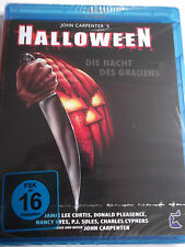 Halloween Nacht des Grauens - Jamie Lee Curtis, Donald Pleasence, John Carpenter